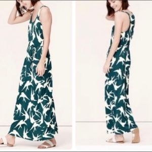 Ann Taylor Loft Maxi dress.